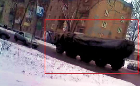 """У день обстрілу Краматорська в Макіївці з'явилися російські """"Смерчі"""": опубліковано фото і відео"""