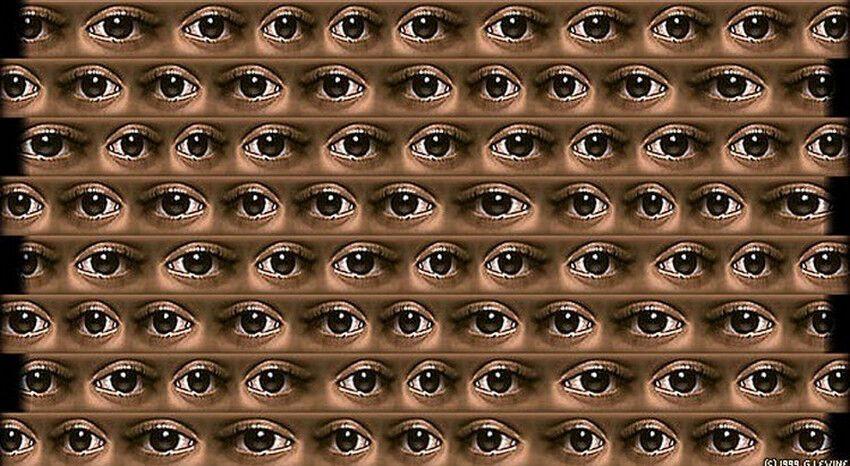 20 полезных картинок для глаз, которые обостряют зрение