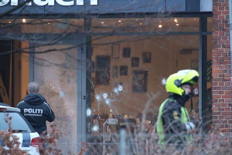 В Копенгагене пытались застрелить автора карикатур на пророка Мухаммеда: опубликовано фото
