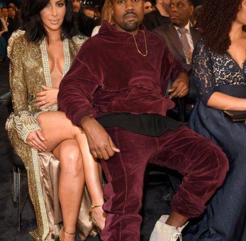 Ким Кардашьян не смогла скрыть целлюлит на своих знаменитых бедрах