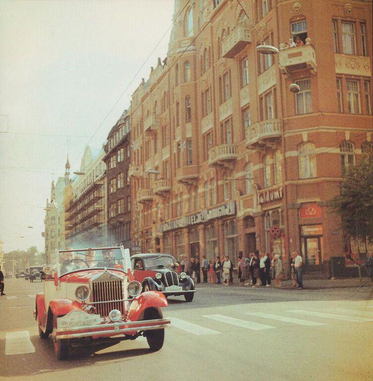 Как выглядела Прибалтика при СССР: фото из прошлого