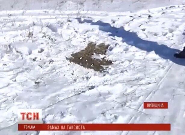 На Киевщине раненный в голову таксист пролежал в поле двое суток