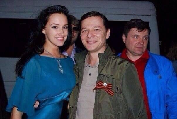 """""""Cестра Ляшко"""" рассказала про """"боевого петушка"""" Левочкина"""