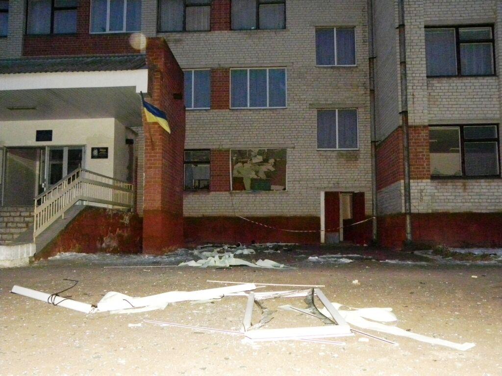 Появились детали трагедии в школе на Черниговщине, где выстрелом из гранатомета был убит человек
