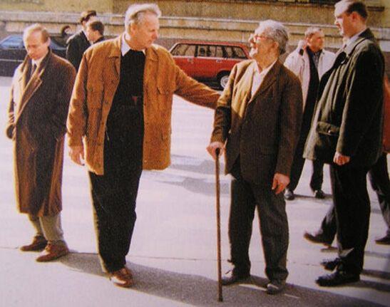 15 лет назад умер Анатолий Собчак: 7 сильных цитат и фото Путина в тени легендарного мэра