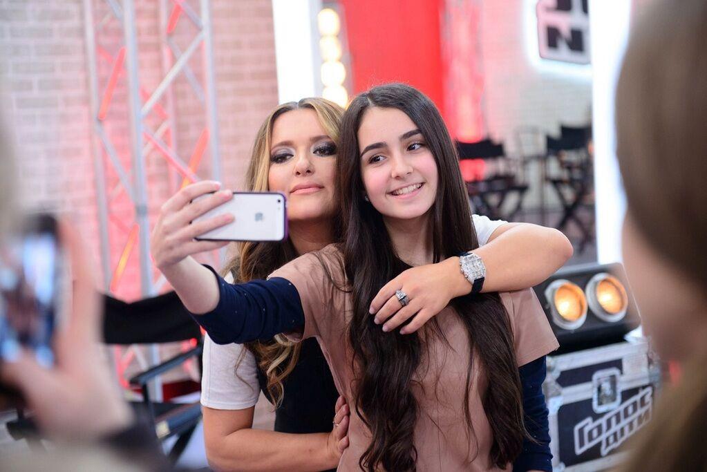 """Могилевская уединилась за городом, чтобы понять, как спасти в шоу """"Голос.Діти"""" своих фаворитов"""