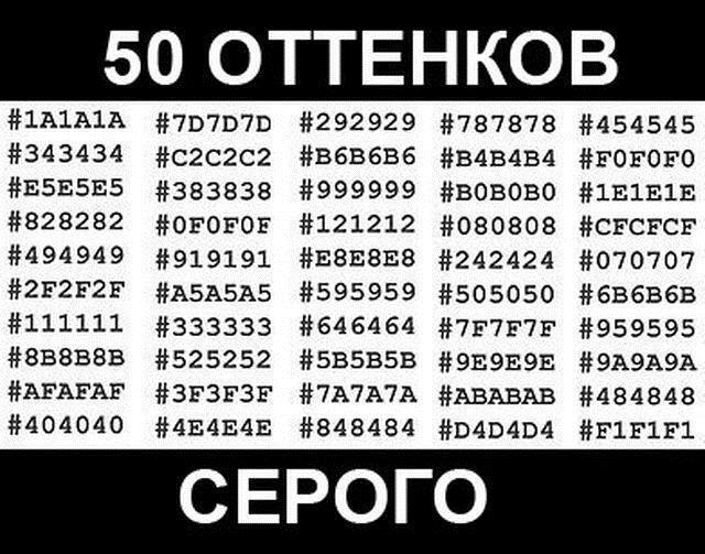 """""""50 оттенков серого"""" повергли мир в безумие"""