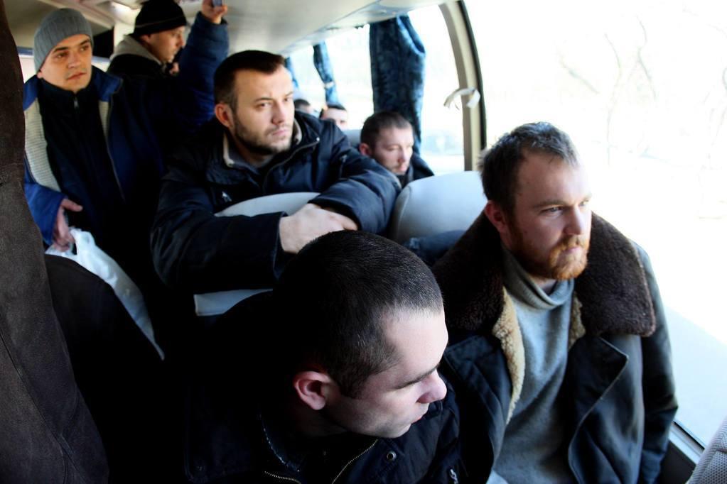 На Донбассе освободили из плена 139 украинских воинов. Опубликованы первые списки