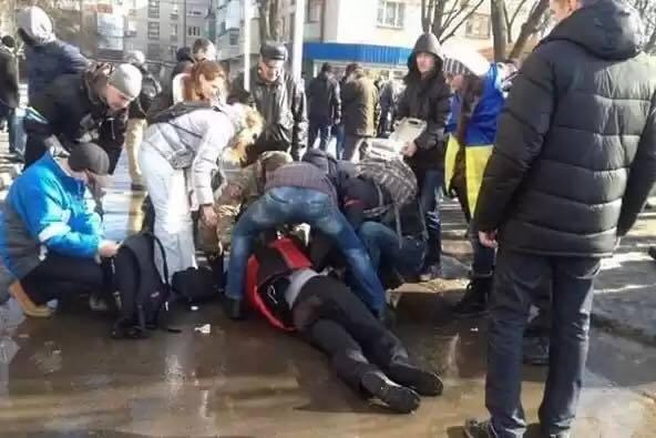 Геращенко рассказал подробности взрыва в Харькове и назвал имена погибших