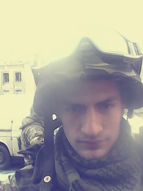 """В зоне АТО погибли двое бойцов """"Правого сектора"""": фото героев"""