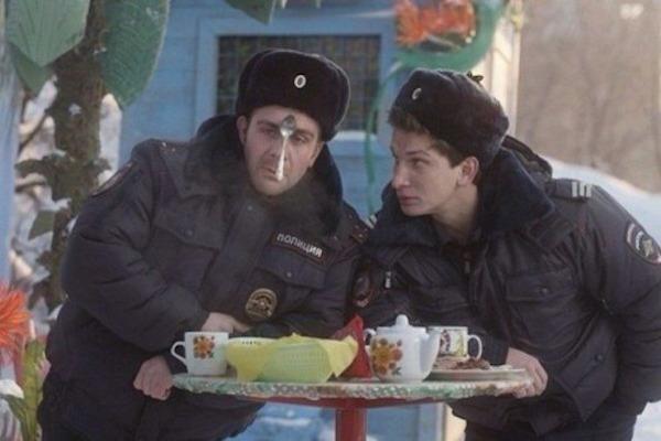 Как развлекаются милиционеры в разных странах мира: забавные фото