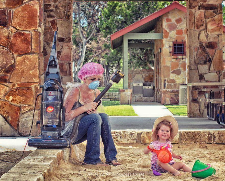 Прикольные картинки мама и детки, открытки
