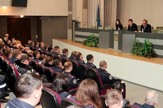 Ребрендинг ГАИ: Аваков рассказал о всех прелестях службы будущим инспекторам