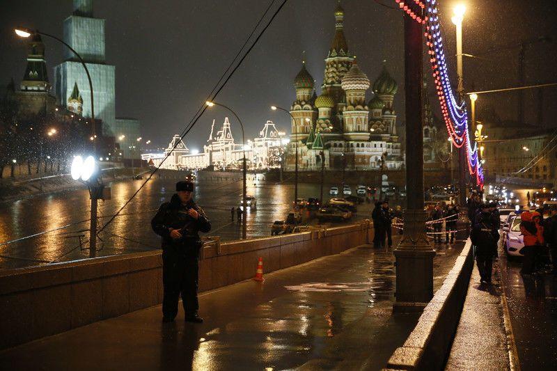 В Москве застрелили Бориса Немцова: фото и реакция соцсетей