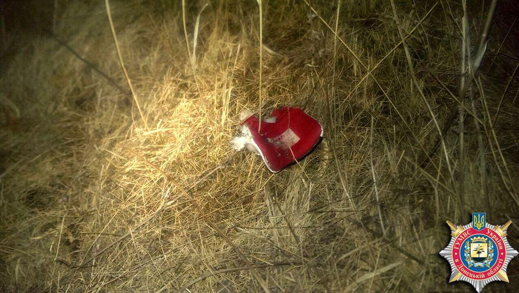В Артемовске двое детей подорвались на мине, один - погиб на месте