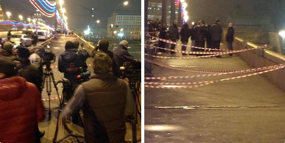"""В Москве для задержания убийцы Немцова начали операцию """"Перехват"""""""