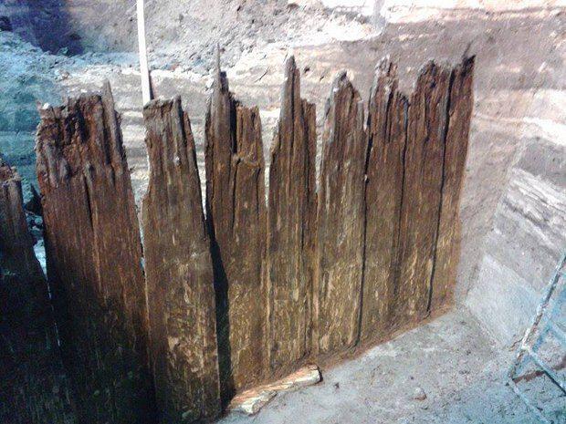 В Киеве археологи нашли улицу времен Киевской Руси: опубликованы фото