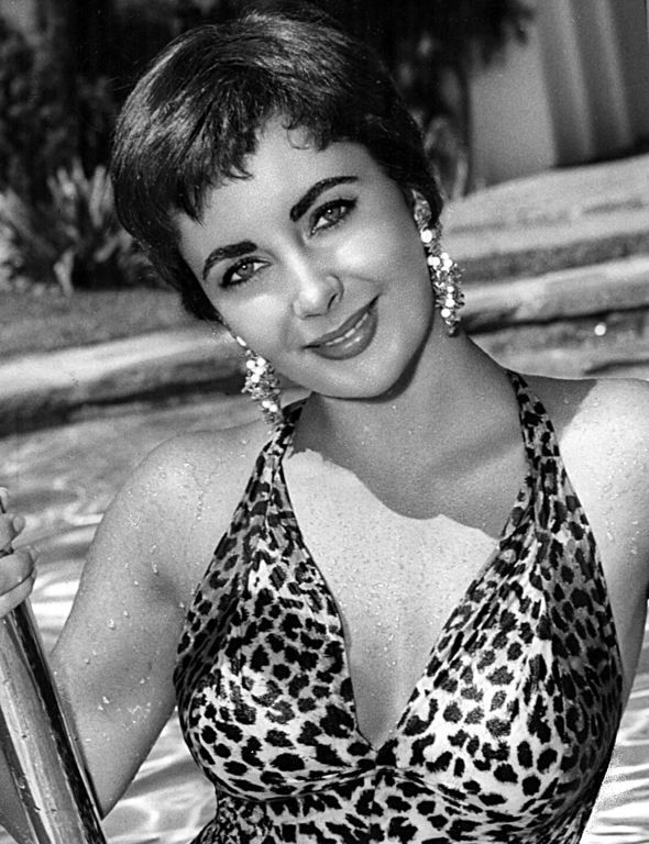 Elizabeth Taylor The Science Behind Her Great Beauty - ABC News