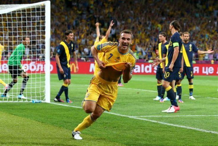 Визначено десятку найвідоміших футбольних вундеркіндів України
