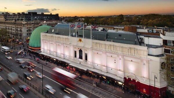 В Лондоне выставили на продажу здание Музея восковых фигур