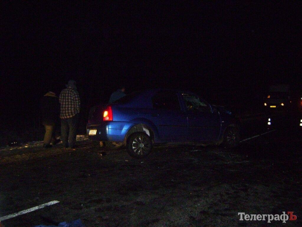 На Полтавщине произошло масштабное ДТП: восемь пострадавших, один погибший. Фото с места событий