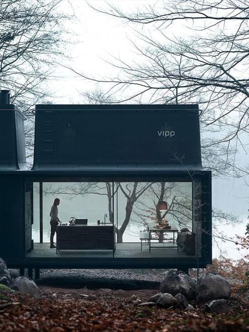 В Европе построили уникальный стеклянный дом, ценой в полмиллиона евро: опубликовано фото