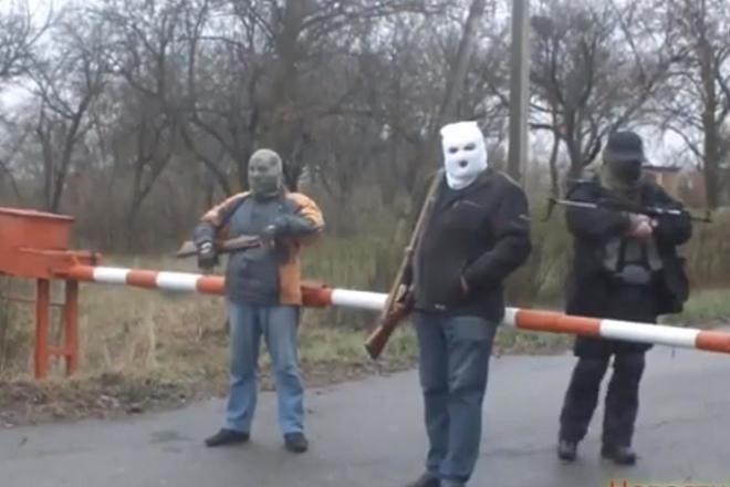"""Мода """"Новороссии"""": опубликованы фото самых необычных нарядов террористов и их приближенных"""