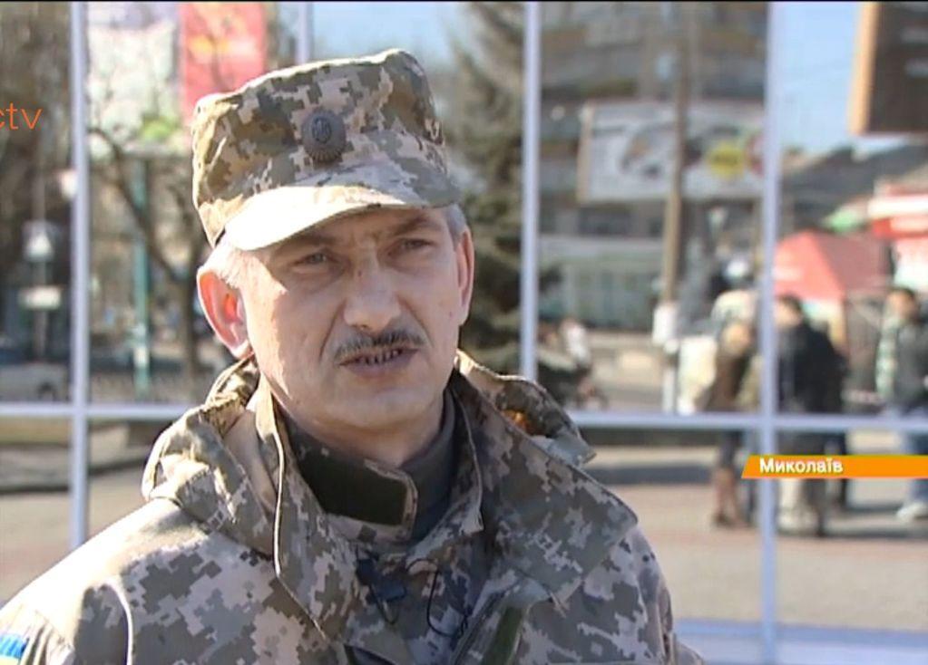 """В Николаеве бойцов АТО не пустили в кафе, чтобы """"не нервировали людей"""""""