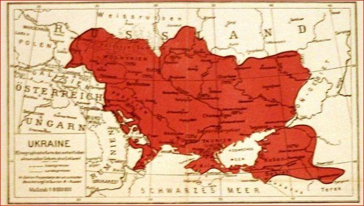 """Фанатам """"русского мира"""" напомнили, кто жил в Крыму в 1918 году"""