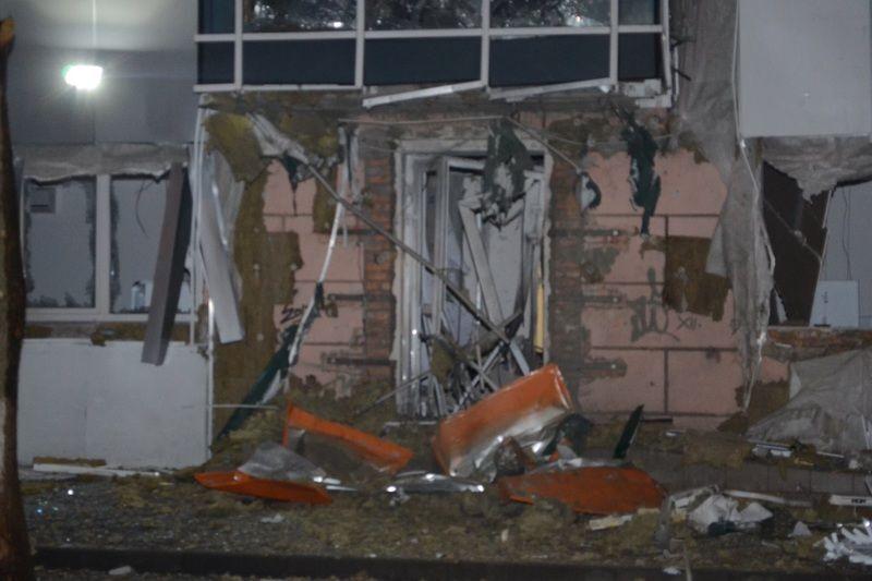 В Одессе прогремел новый взрыв: мишенью террористов стал бизнес-центр