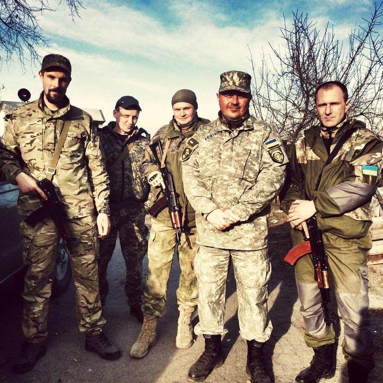 Террористы готовили штурм Днепропетровской ОГА