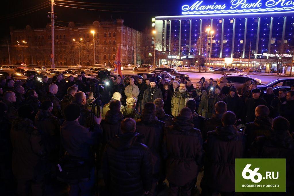 Из России на Донбасс торжественно отправили новую партию наемников