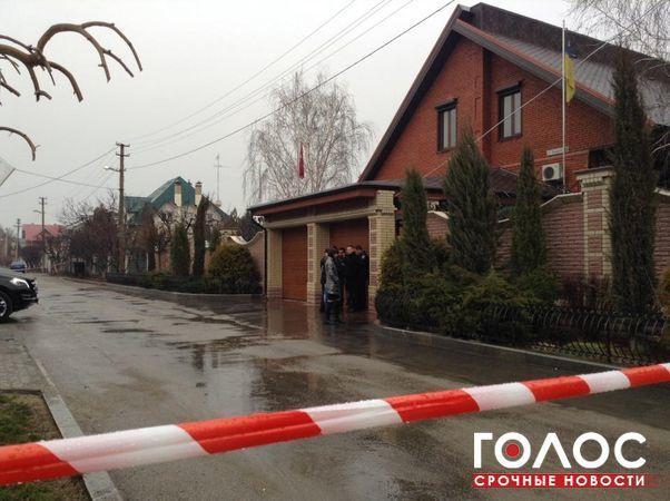 Появились фото с места гибели регионала Пеклушенко