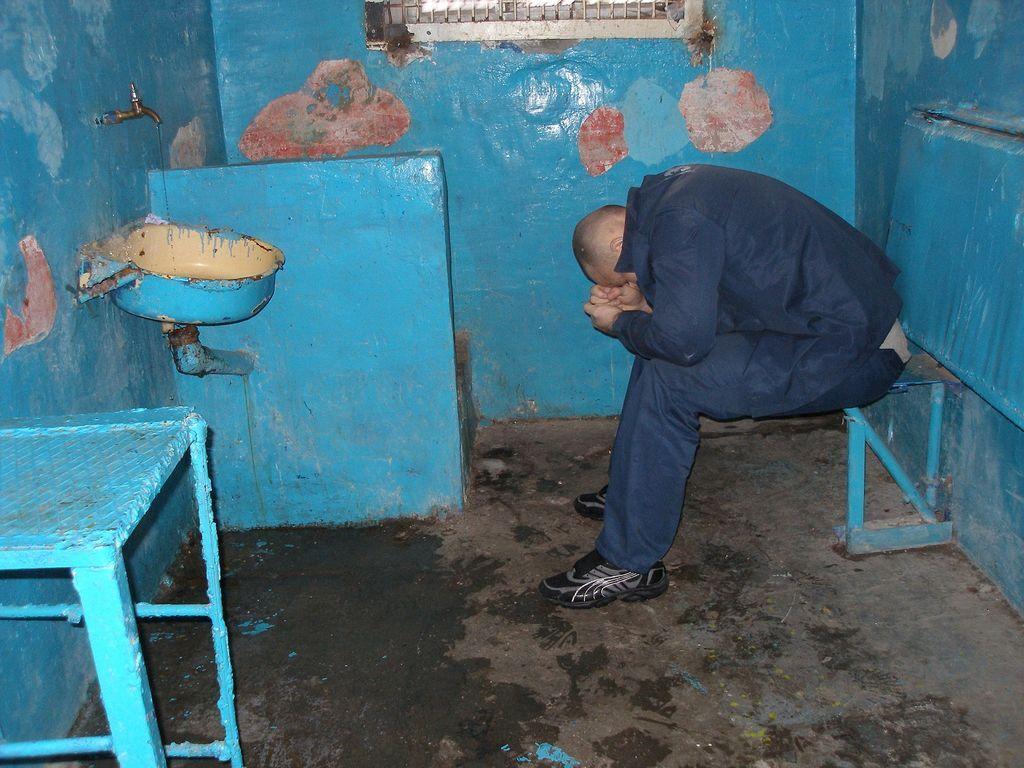 В Одеському СІЗО жорстоко катують людей: опубліковано фото