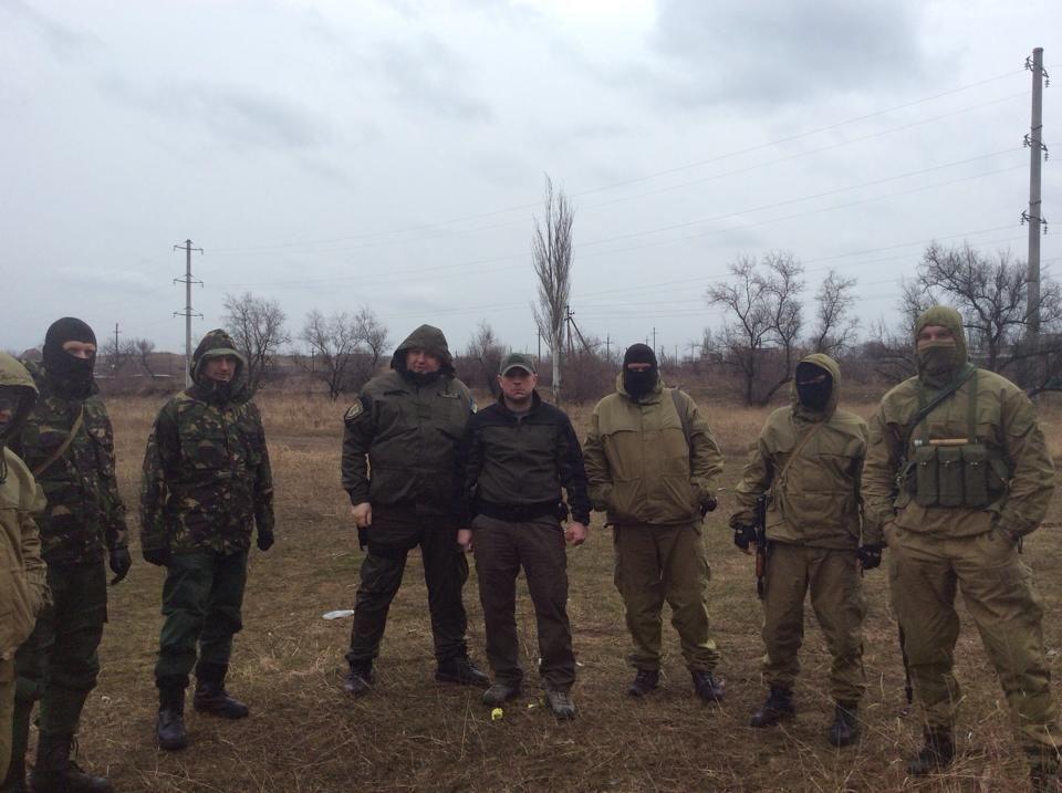 Милиционеры предотвратили теракт в Артемовске: фотофакт