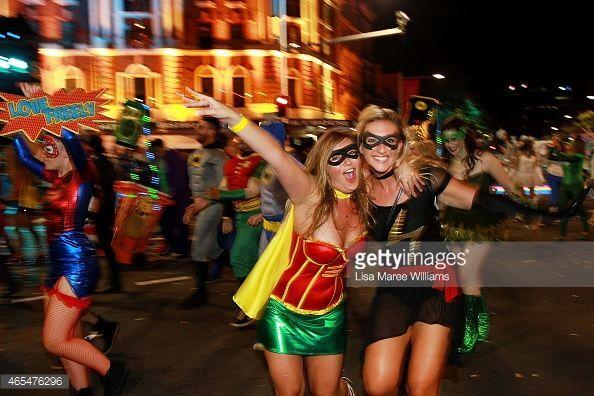 Крупнейший в мире ЛГБТ-фестиваль: откровенные фото