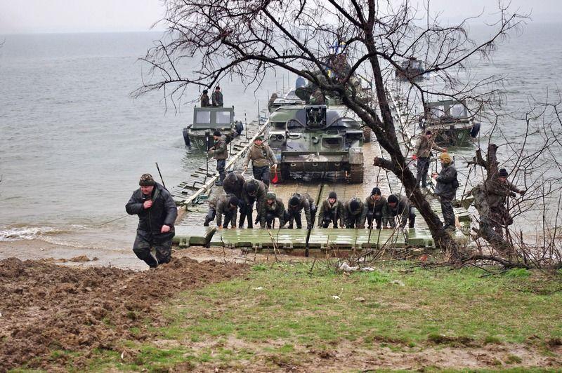 Как проходят учения артиллеристов под Одессой: фоторепортаж
