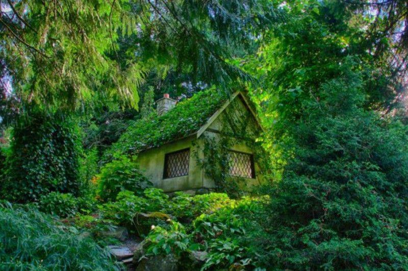 14 невероятных сказочных домов в мире