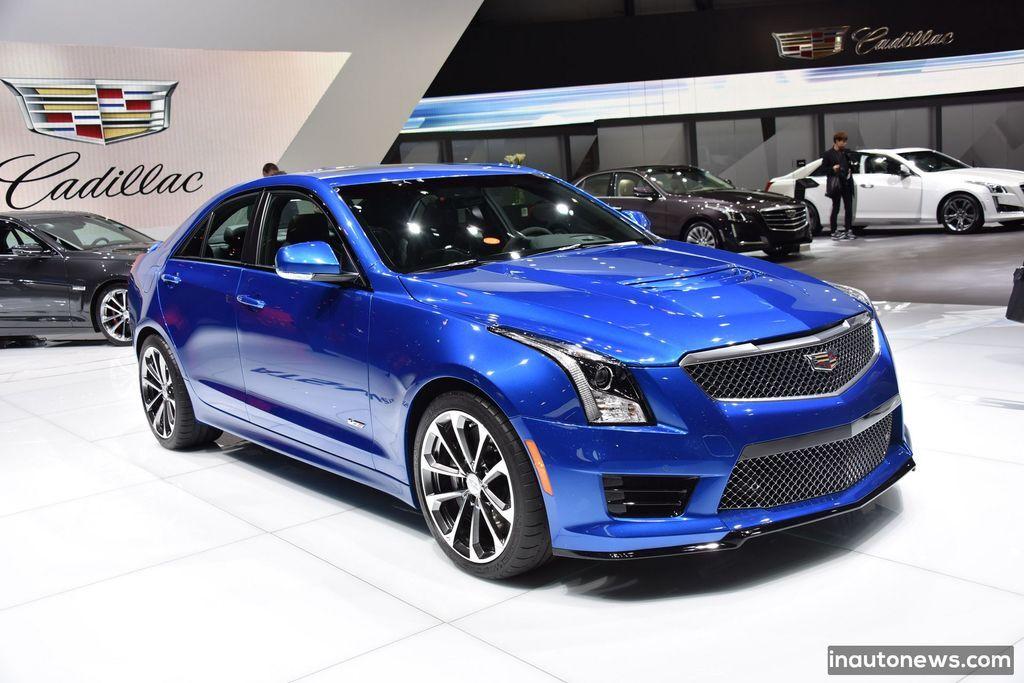 Cadillac представив у Женеві агресивну модель