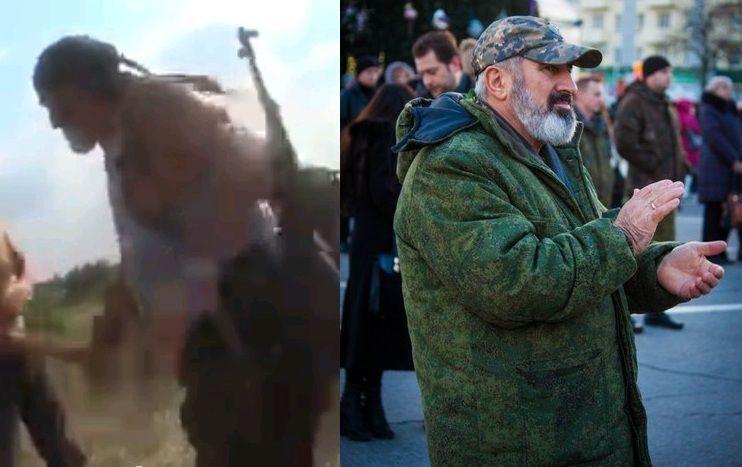 Под Дебальцево убит боевик-садист, резавший бойцов АТО