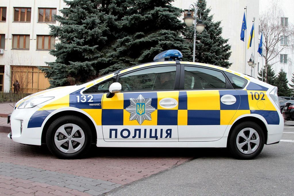 В МВД объявили голосование на лучшую маркировку новых патрульных авто