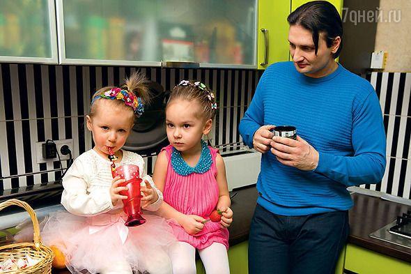 Циркач Эдгард Запашный годами скрывал своих детей