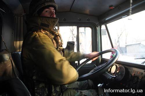 Удачная операция: раненый, слепой боец выходил из Дебальцево 5 дней по полям