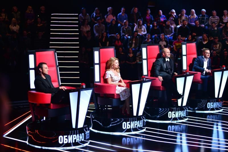"""Стилист шоу """"Голос країни"""" рассказала, почему Потап носит бабочки, а Фреймут - черное"""
