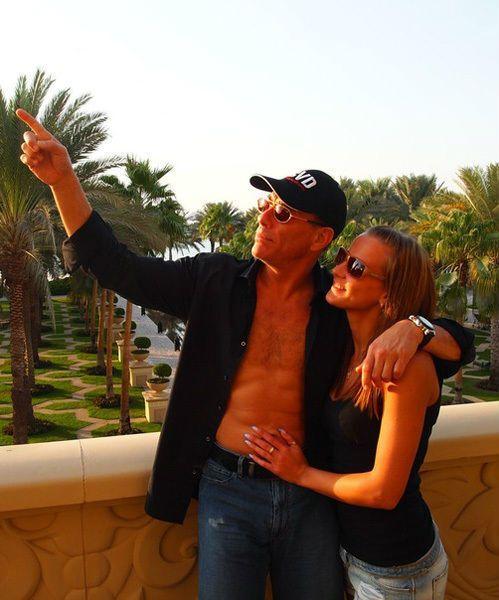 Жан-Клод Ван Дамм разводится с женой из-за украинки
