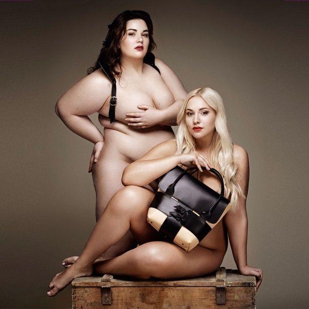 Галерея упитанные дамы