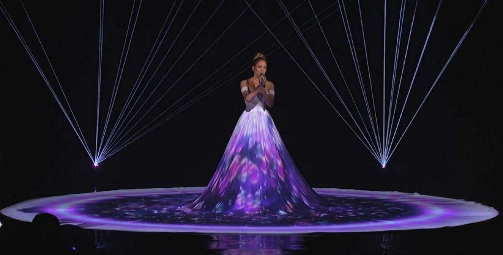 Дженніфер Лопес сплагіатила ідею з сукнею в українки Єви Бушміної