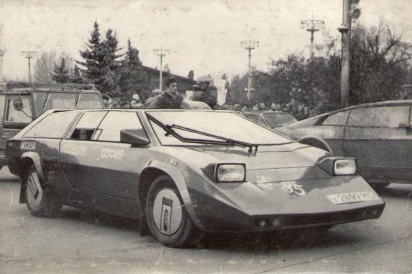 Советские самодельные автомобили