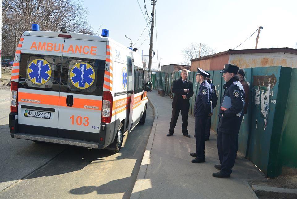 В Киеве избили трех женщин, в том числе депутата
