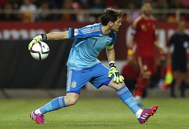 Украина проиграла Испании в битве за Евро-2016